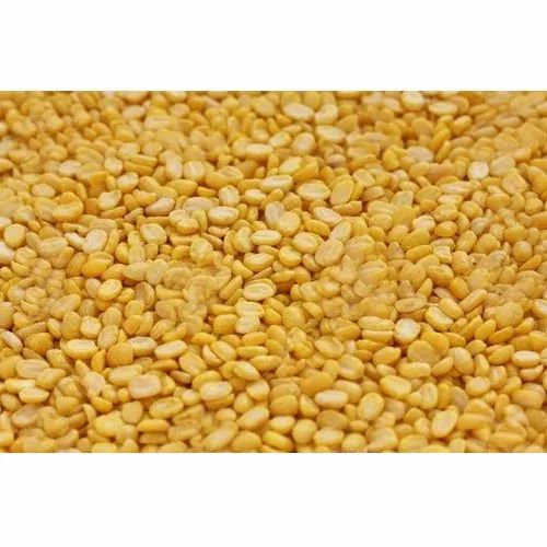 Yellow Moong Dal Packaging Size 30 Kg Rs 82 Kg Om Dal And Besan Mill Id 20873293773