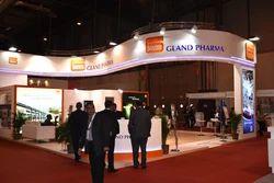 Gland Pharma Exhibition Service