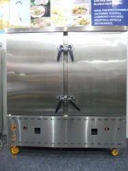 Stainless Steel Idli Steamer, For Bulk Cooking