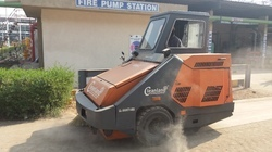 Heavy Dust Sweeper Machine