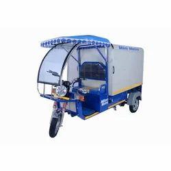 Electric Rickshaw Loader