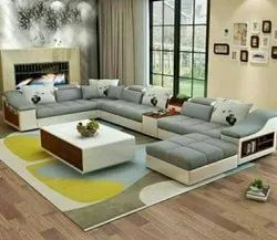 U shape Customised Sofa