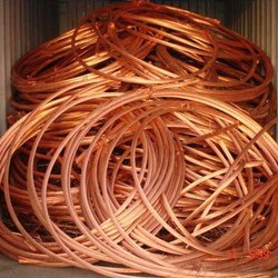 90 And Above Millberry Copper Scrap