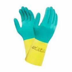 Ansell Bi-Color Neoprene Gloves