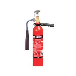 Mitras B,C Class CO2 Fire Extinguisher