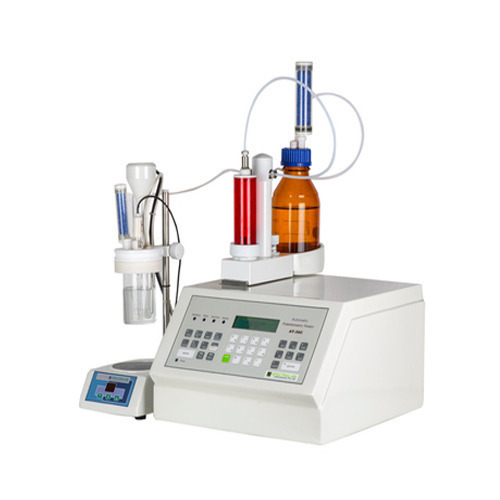 Auto Potentiometric Titrator, पोटेंशिओमेट्रिक टाईट्रेटर in Hyderguda,  Hyderabad , MH Enterprises   ID: 5729618997