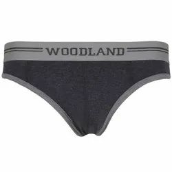Woodland IWBR 001 Men's Plain Cotton Brief