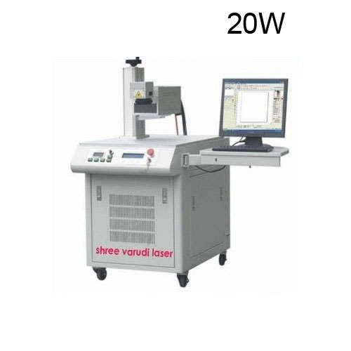 20 W Fiber Laser Marking Machine