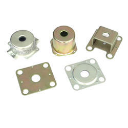 Mild Steel Stamping Components