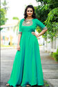Women Designers Green Suit