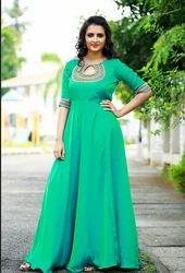 Women Designers Green Suit