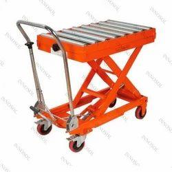 Hydraulic Scissor Lifting Trolley
