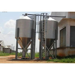 Layer Feed Storage Silo
