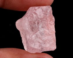 37 Cts Morganite Raw Crystal Gemstone Rough