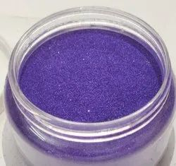 Purple Rangoli Color