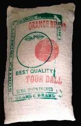 TOOR DHALL ORANGE 50 Kg Bag