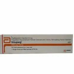 Pegfilgrastim Injection 6 mg