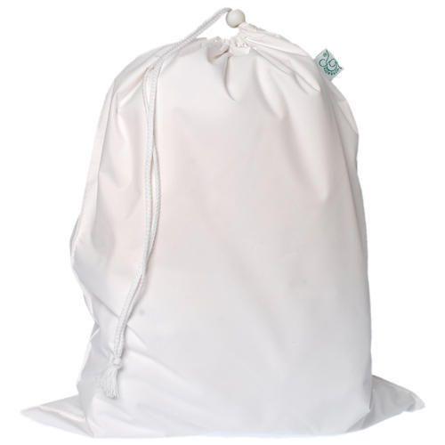 White Plain Laundry Bag