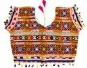 Gujarati Traditional Patchwork Ghagra Choli - Ras Garba Costume