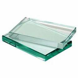 12 mmToughened Glass, Shape: Flat