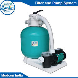 Swimming Pool Filtration - Swimming Pool Combo Sand Filter ...