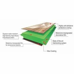 Value Added HDF Laminated Flooring