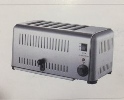 Commercial Toaster 6 Slice