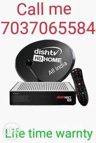 Dish TV Installation, Dth Installation Service - Rakesh Dish