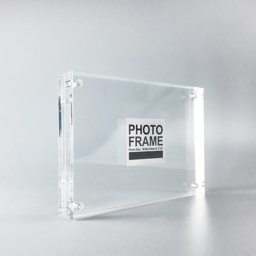Magnetic Acrylic Photo Frame at Rs 250 /piece | Canada Corner ...