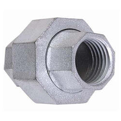 GI Union, Size: 3/4 Inch , For Structure Pipe