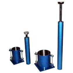 Compaction Test Apparatus, Manual