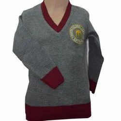 ADS Players School Woolen Sweater, S to XL