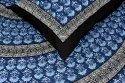 Mandala Print Cotton Double Bedsheet