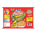 Picnic Snacks Packaging Pouch