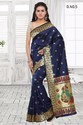 Blue Art Silk Sarees