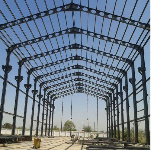 Steel Truss Type Shed Rs 280 Square Feet Siya Buildcon