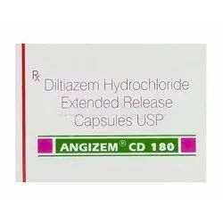 Diltiazem Hydrochloride Extended Release Capsules