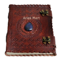 Double Latch Enclosure Leather Journal