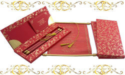 Hindu Marriage Wedding Cards