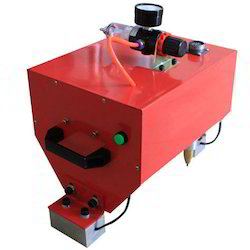 Portable Dot Pin Marking Machine
