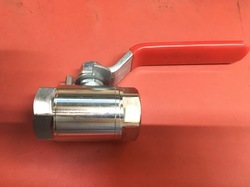 S.S 202 ( Bar Stock ) Ball Valve
