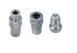 Hydraulic Quick Release Coupling