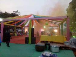 College Event Decoration DJ Sound Service