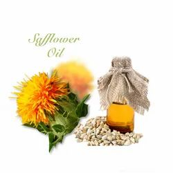 Cold Pressed Safflower Oil, For Cosmetic, Liquid