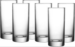 Transparent Water Glass - High Ball for Hotel