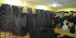 Hair King Good Feed Back Indian Human Temple Straight Hair