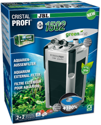 External Filter For Aquariums From 200 - 700 Liters Cristalprofi E1502 Greenline