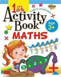 1st Activity Book Maths