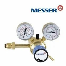 Messer Acetylene Gas Regulator