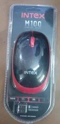 M100 Intex Wireless Mouse